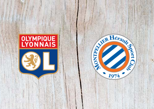 Lyon vs Montpellier - Highlights 17 March 2019