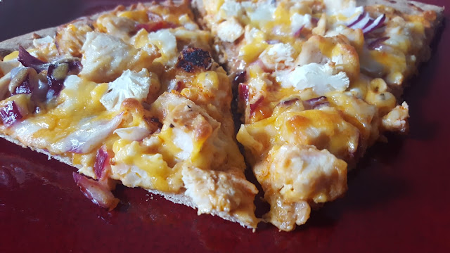 Buffalo Chicken Pizza, Pizza