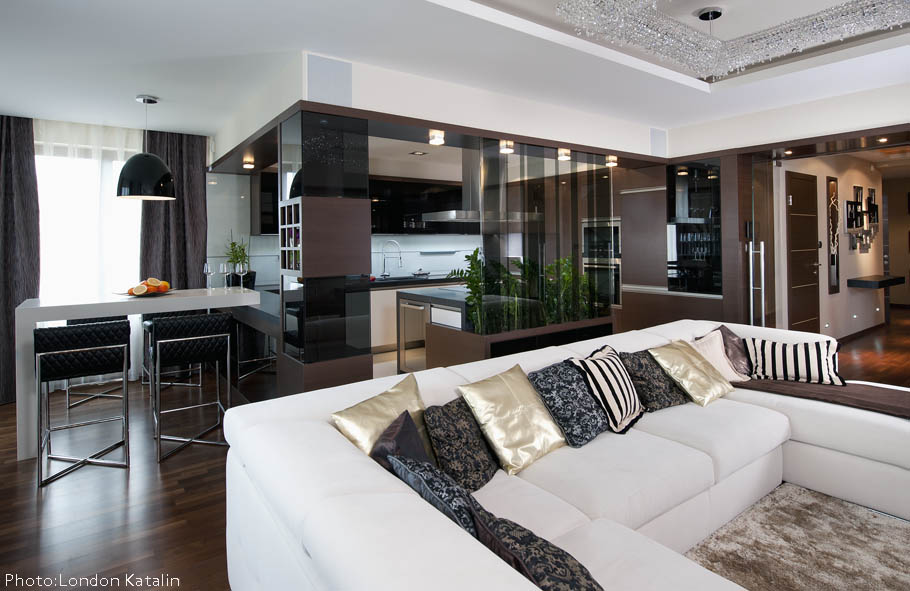 p t sz bels p t sz blog luxory modern penthouse design in budapest from archikron modern. Black Bedroom Furniture Sets. Home Design Ideas