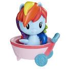 My Little Pony 5-pack Nature Club Rainbow Dash Pony Cutie Mark Crew Figure