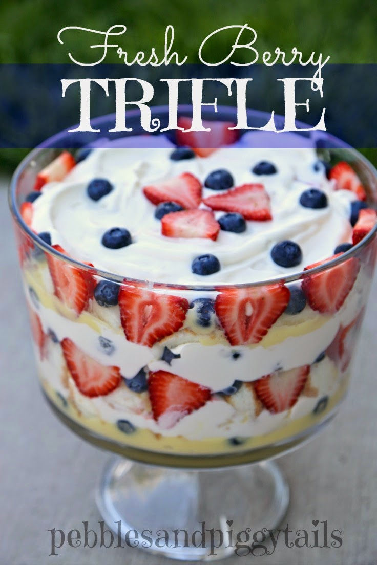 Pineapple Upside Down Cake Trifle Dessert Making Life