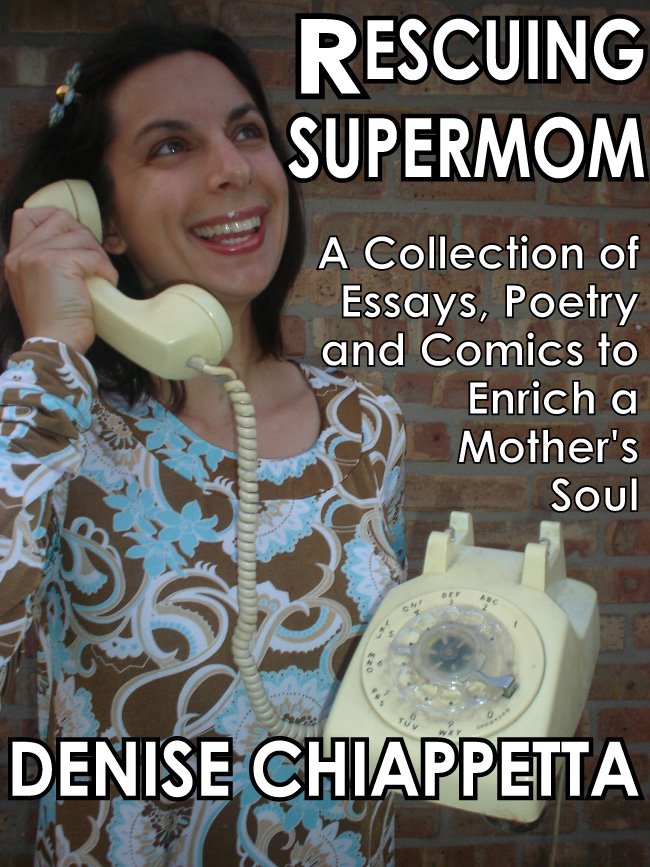 Rescuing Supermom book cover