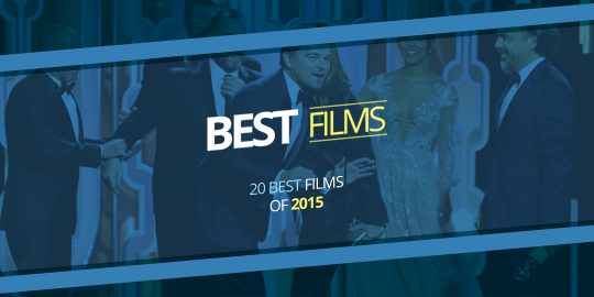 20 Best Films of 2015