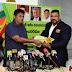 சர்வதேச பளு தூக்கும் போட்டியில் தங்கப்பதக்கத்தை வென்றவருக்கு  42 இலட்சம் ரூபா  பெறுமதியான வீடு வழங்கபட்டது.