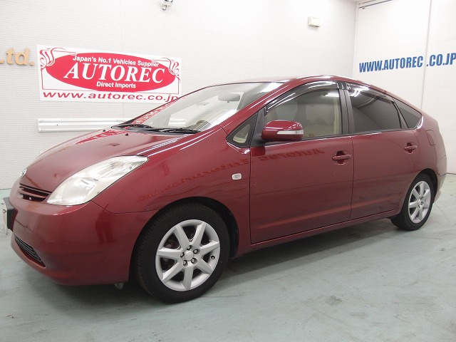 19590A6N7 2004 Toyota Prius G Touring Selection for Fiji to Suva