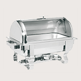 chafing dish electric sau combustibil