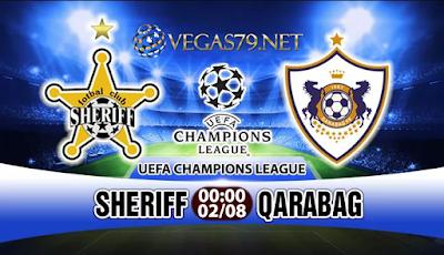 Nhận định, soi kèo nhà cái Sheriff vs Qarabag