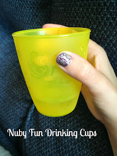 Nuby Fun Drinking Cups Review