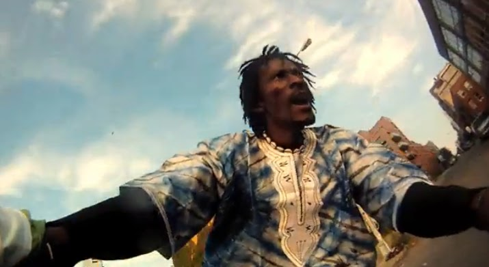 Said by Red: Afternoon Afrobeat (#61): 'Feba' by Janka Nabay