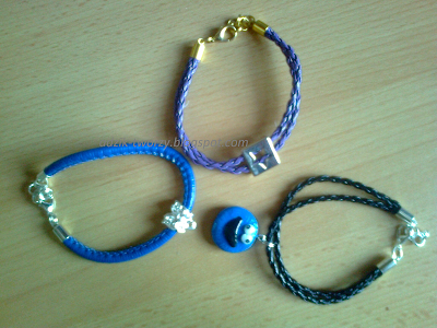 Adzik tworzy - Bransoletki DIY - nauka tworzenia biżuterii