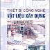 SÁCH SCAN - Thiết bị công nghệ vật liệu xây dựng (Nguyễn Văn Phiêu)