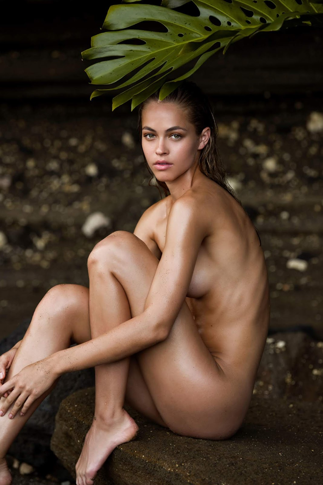 nude Caroline kelley
