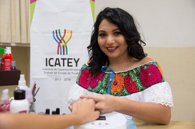 El Icatey ofrece cursos para la certificación de competencias