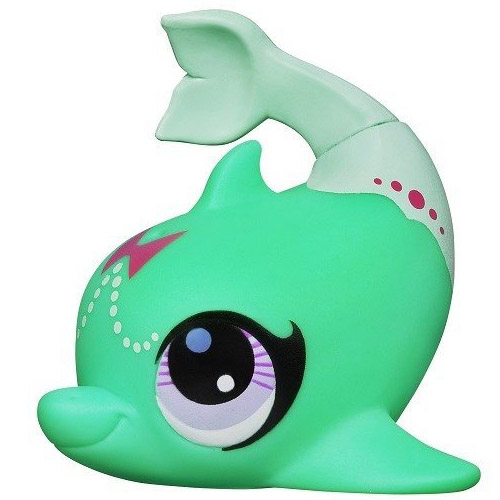 Littlest Pet Shop Singles Dolphin 3060 Pet Lps Merch