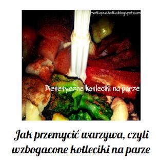 jak przemycić warzywa w jedzeniu