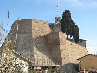 Rocca di Meldola - castello