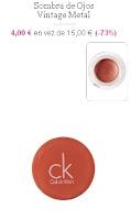 ventas privadas Calvin Klein