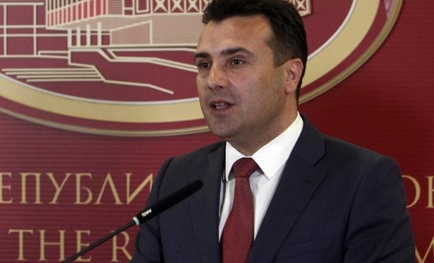 Ντιμπέιτ στα Σκόπια: «Μασάζ» Ζάεφ στην κοινή γνώμη για λύση, επιμένει στο Ilidenska