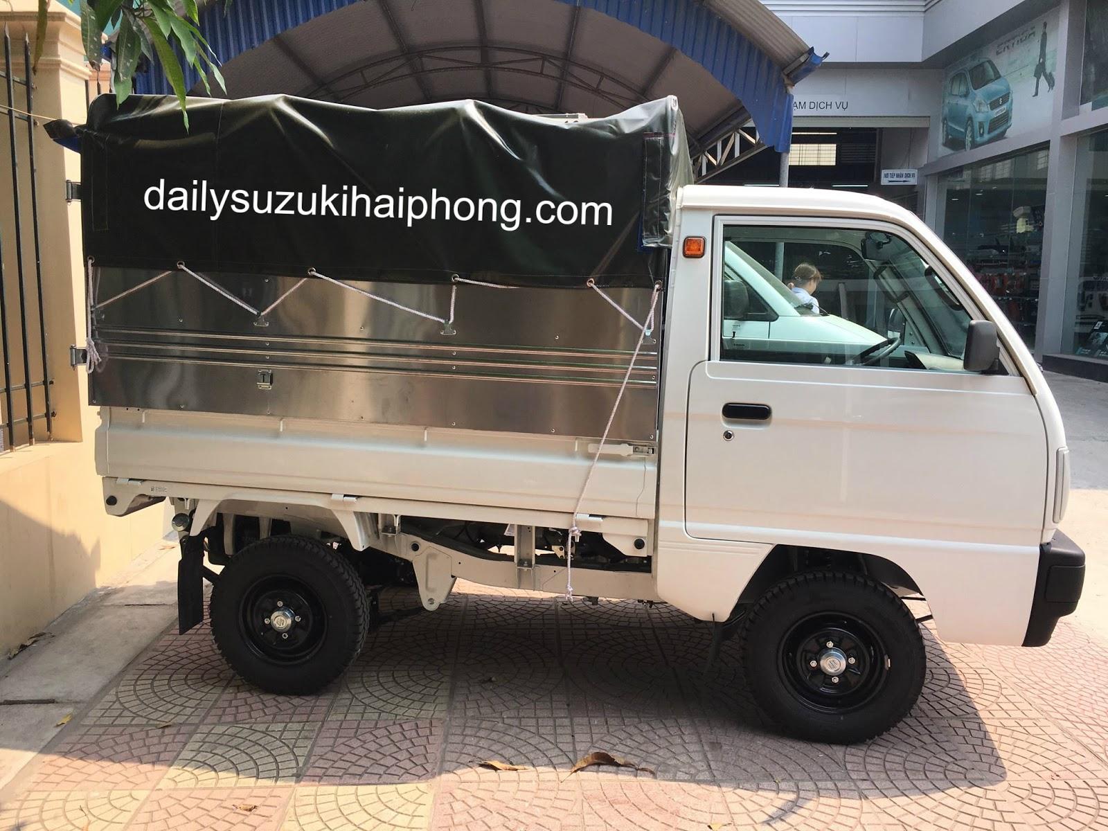 Suzuki 5 ta Hai Phong