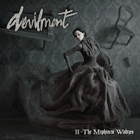 Album cover for Devilment's new album