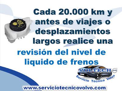 Mantenimiento Frenos Volvo