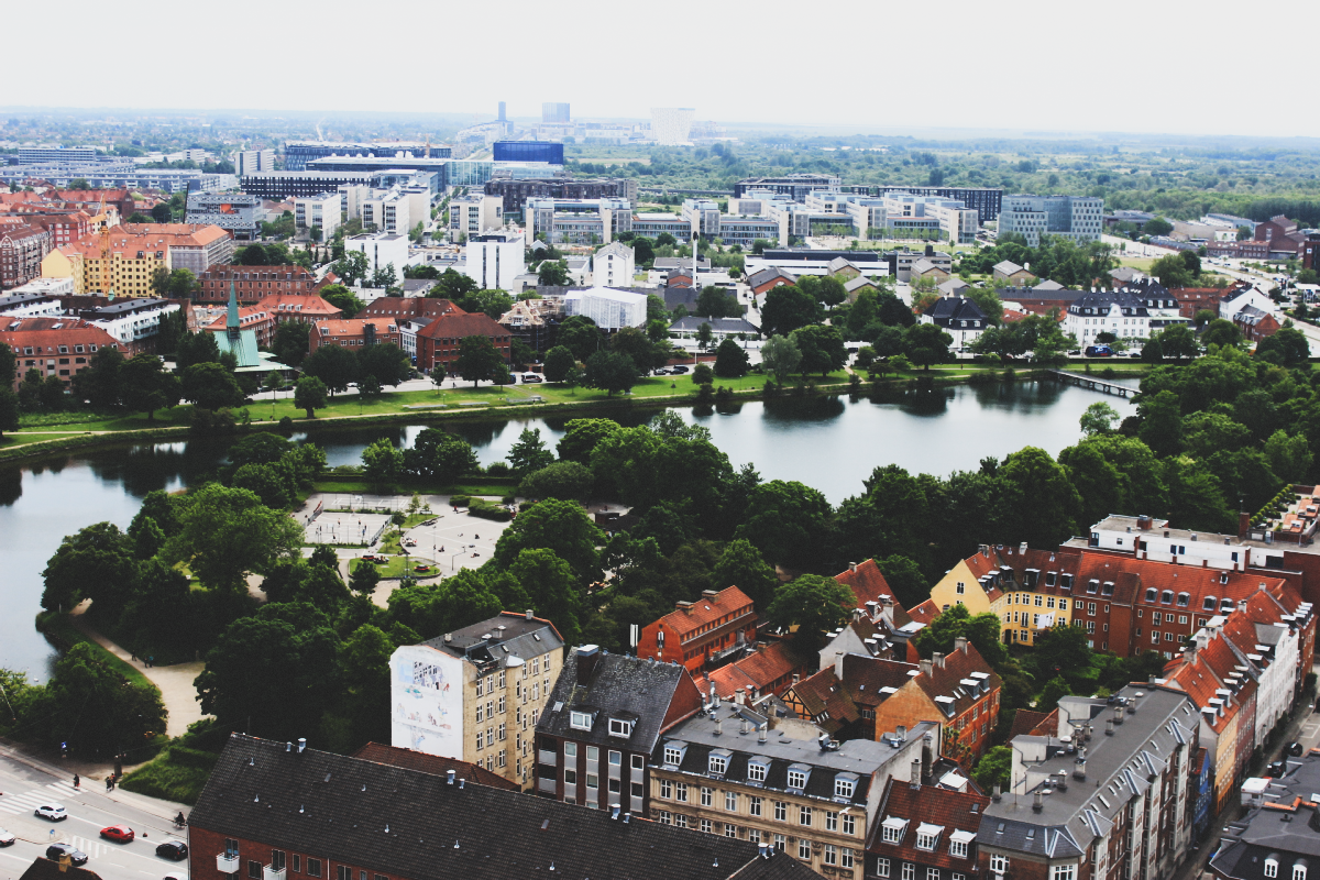 The View from the Church of Our Saviour - How To Spend 48 Hours In Copenhagen