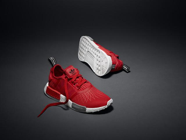 adidas NMD red vermelho