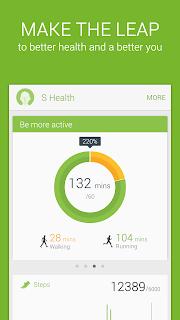 S Health Full APK