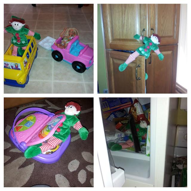 Magic Elf mess maker