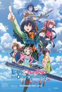 Film Love, Chunibyo & Other Delusions the Movie: Take on Me 2018