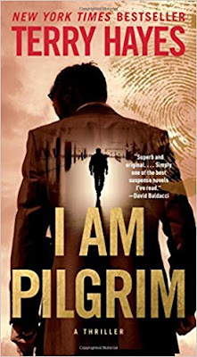 I Am Pilgrim by Terry Hayes (book cover)