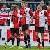 Feyenoord win at struggling Groningen