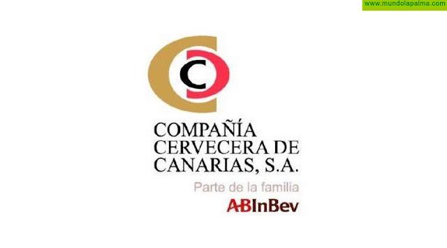 Compañía Cervecera acuerda no realizar ningún ERTE en seis meses ante los efectos del COVID-19
