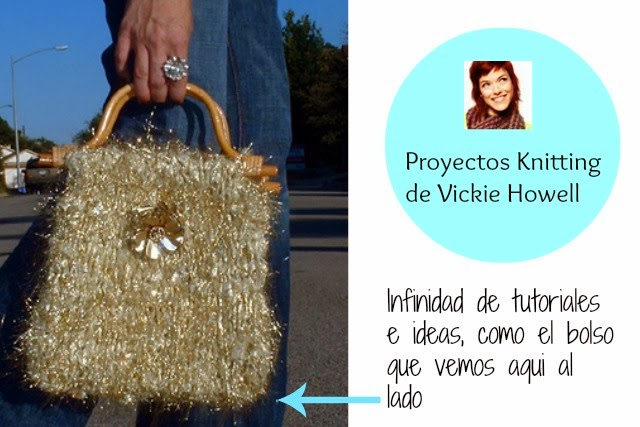 Tutoriales Tricot de Vickie Howell