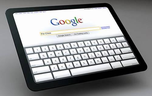Vem aí o tablet do Google