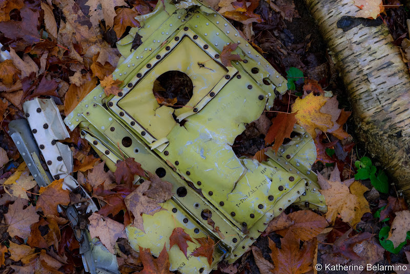 B-52 Crash Things to Do in Moosehead Lake Maine