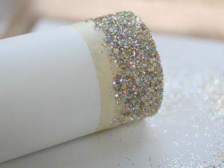 Decorar Con Purpurina.Reciclatex Como Decorar Unas Velas Con Purpurina