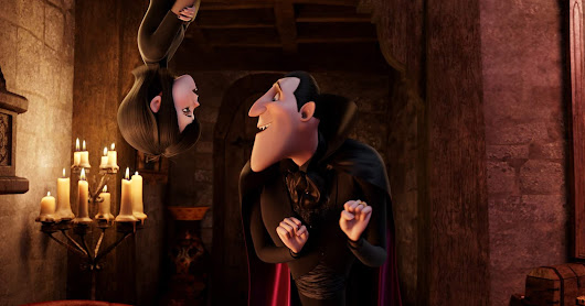 Are You Ready for Hotel Transylvania 3: Summer Vacation? {Giveaway}