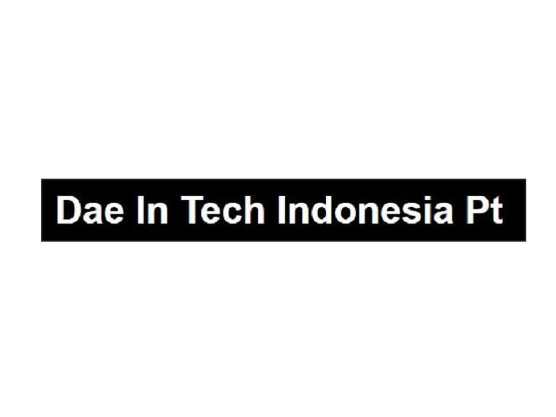 LOKER lowongan kerja 2019 SMA/SMK PT Dae In Tech Indonesia MM2100 Cikarang