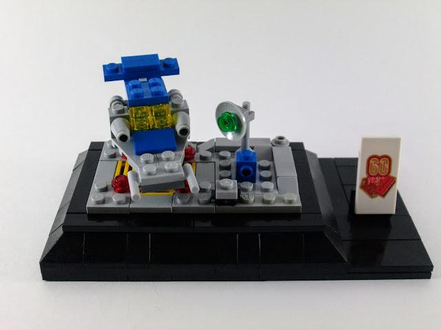 MOD Set LEGO Promotional 40290 60 Years of the LEGO Brick