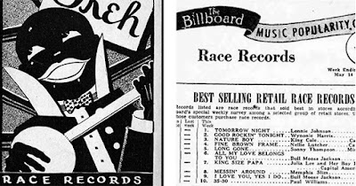 Billboard Race Records