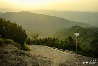 Przełęcz między Kopami (Karczmisko)