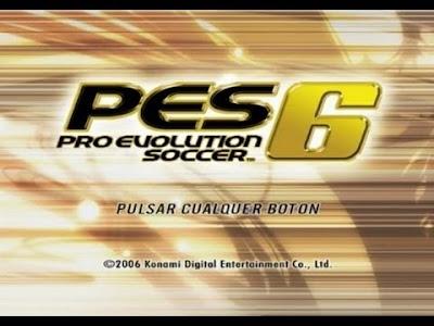 صورة لعبة pes 6