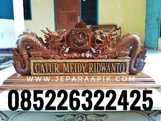 papan nama logo TNI