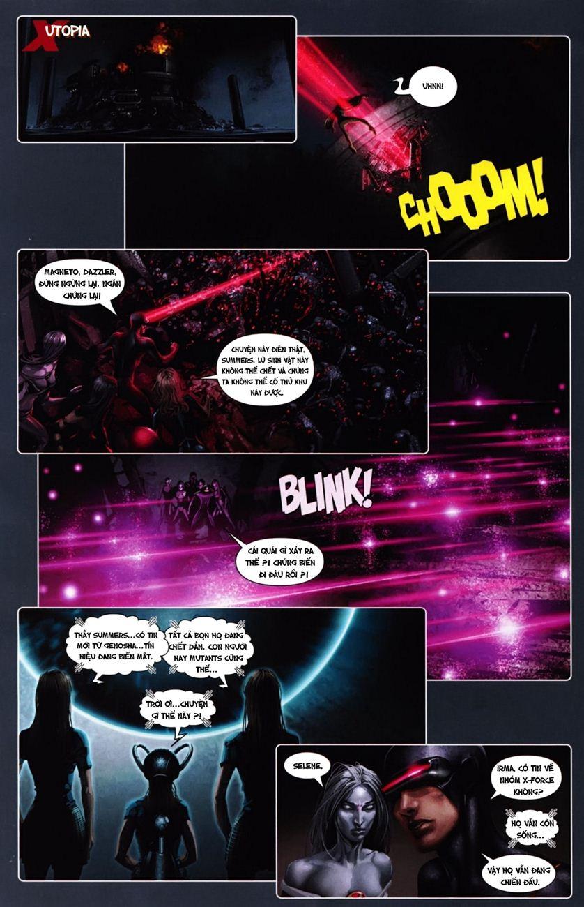 X-Men Necrosha chap 13 trang 6