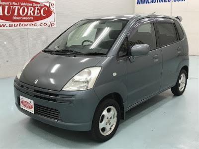 2004 Suzuki MR WAGON