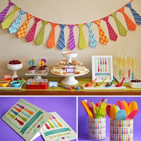Dicas-de-decoracao-para-festa-do-dia-dos-pais-gravatinha