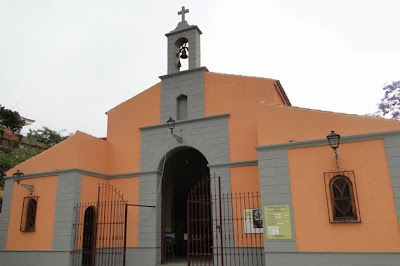 Resultado de imagen de parroquia san antonio del puerto de la cruz