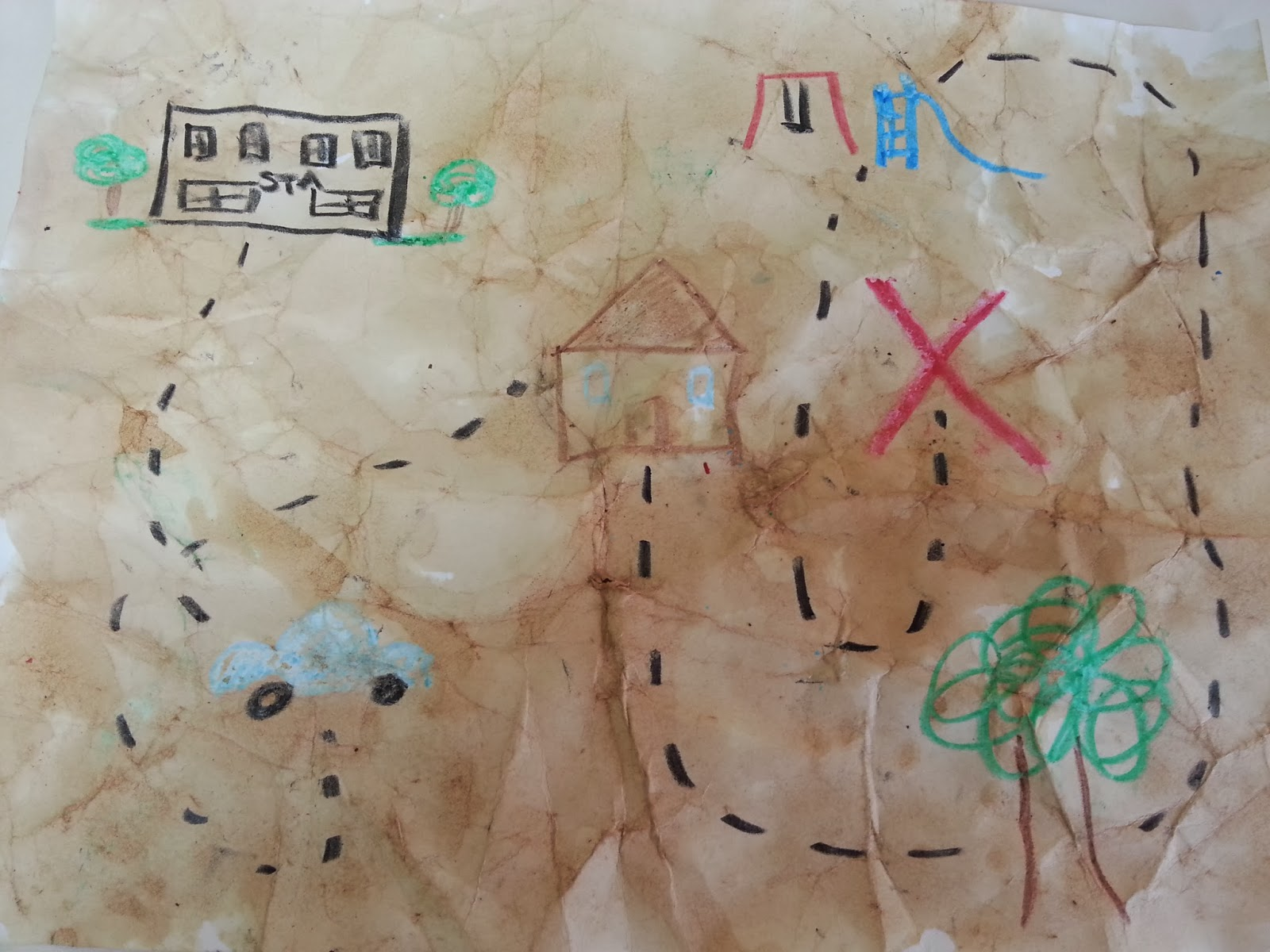 STA Classroom: X Marks The Spot