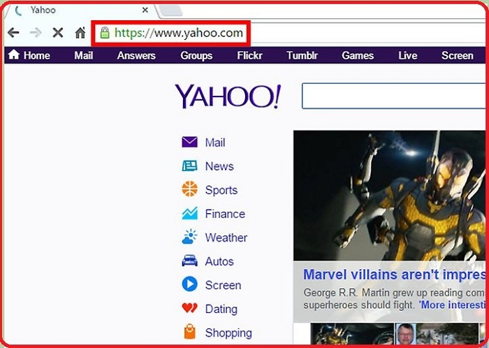 Recover hacked yahoo account